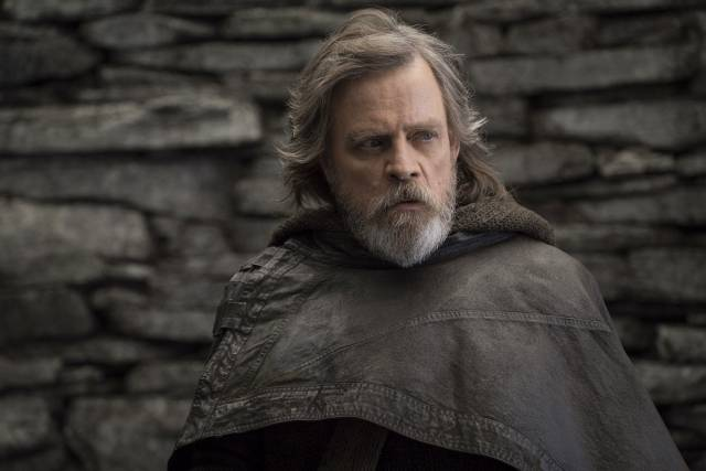 Luke Skywalker - The Last Jedi2